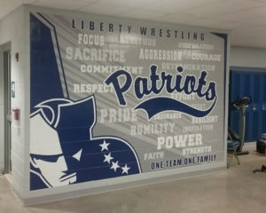 Olentangy Liberty High School